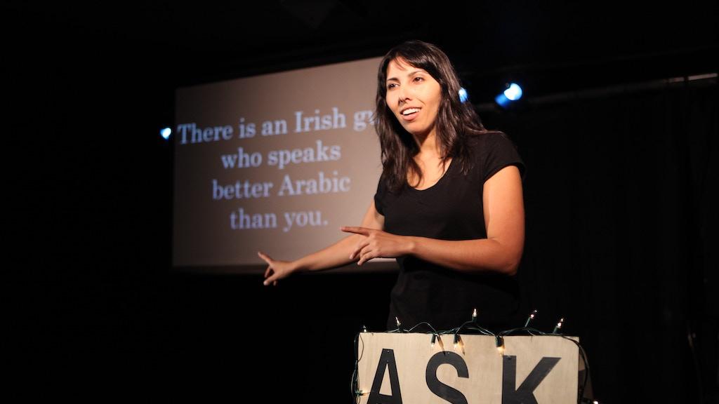 Send Jennifer & I Heart Hamas to the Edinburgh Fringe Fest! project video thumbnail