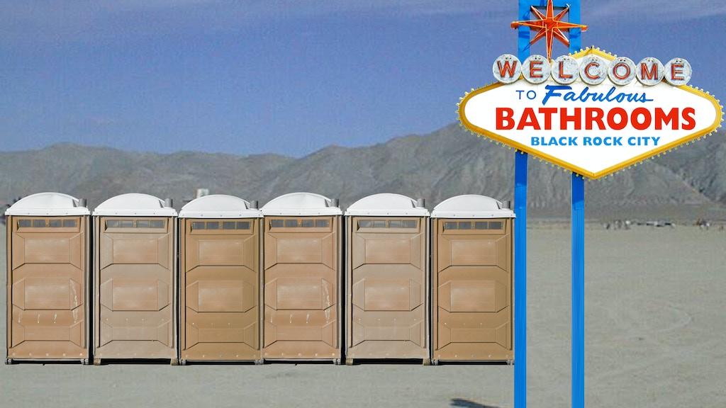 Burning Man Bathroom Beacons project video thumbnail