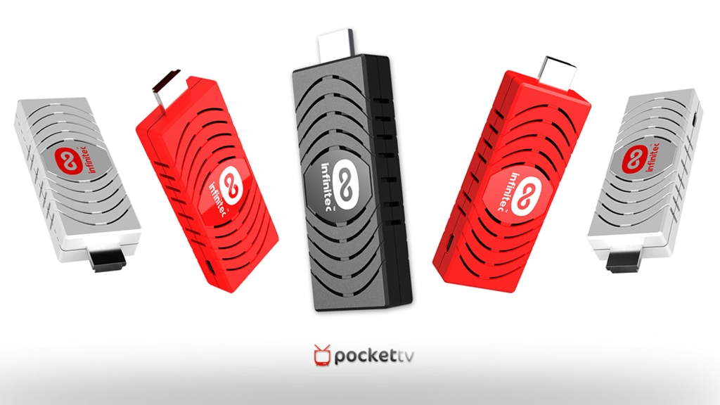 The Pocket TV: Makes any TV a Smart TV project video thumbnail
