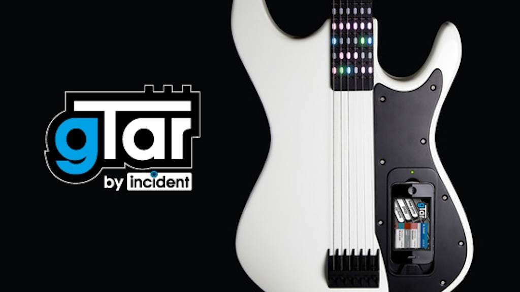 gTar: The First Guitar That Anybody Can Play project video thumbnail