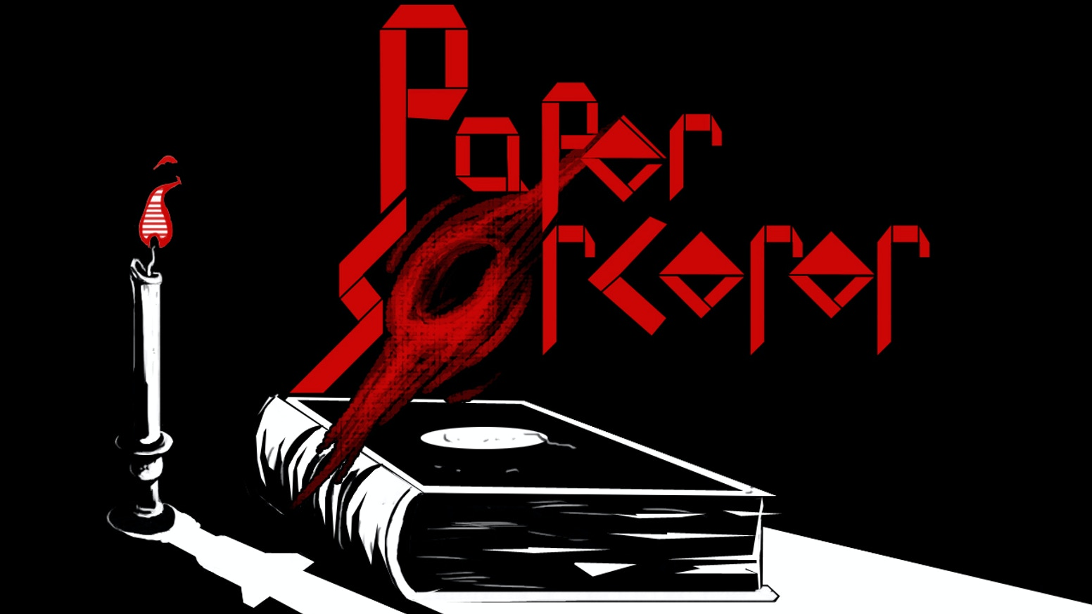 Paper Sorcerer is a stylish first-person turn-based RPG with adventure game elements.
