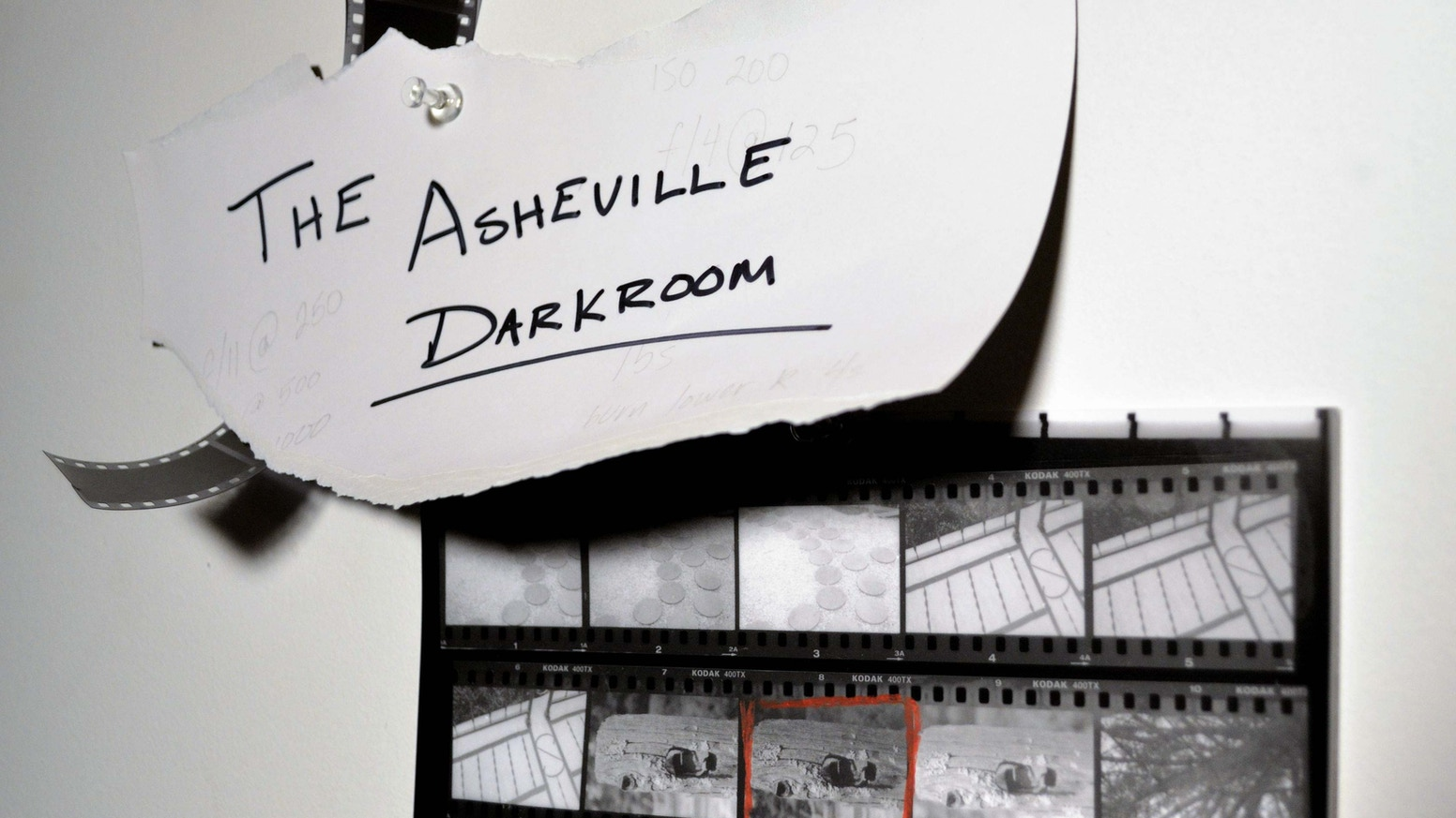 Create The Asheville Darkroom by Bridget Conn — Kickstarter