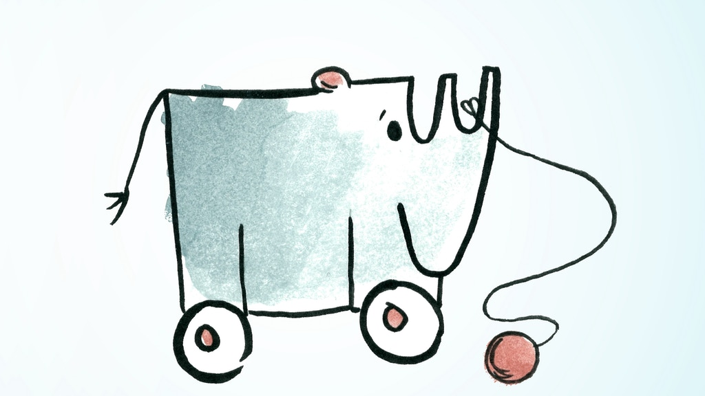 "Pre-order  ""The Toughskin Rhinoceros Wrangler Company"" Book project video thumbnail"