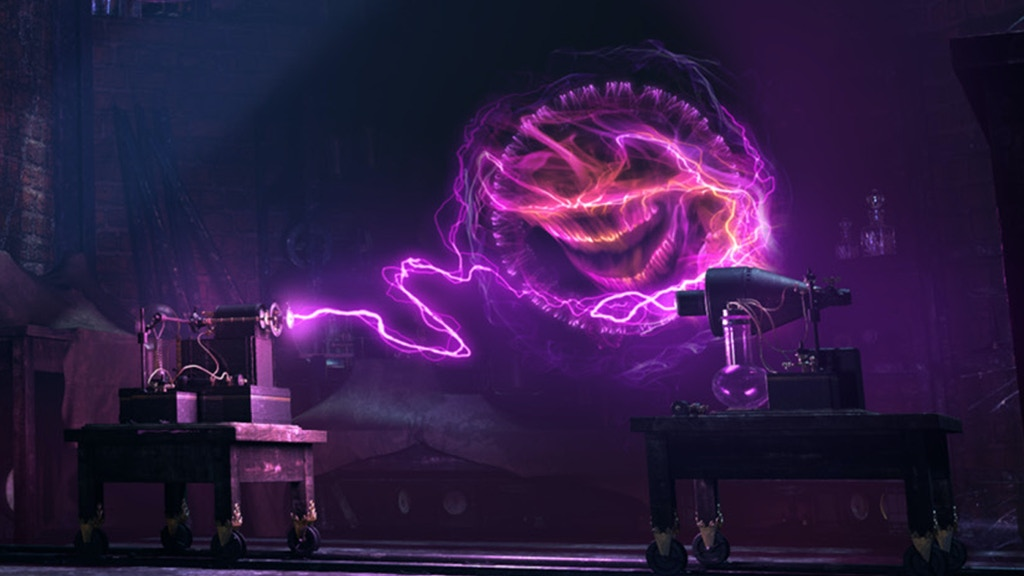 """""""The Spirit Machine"""": a little film with BIG FX project video thumbnail"""
