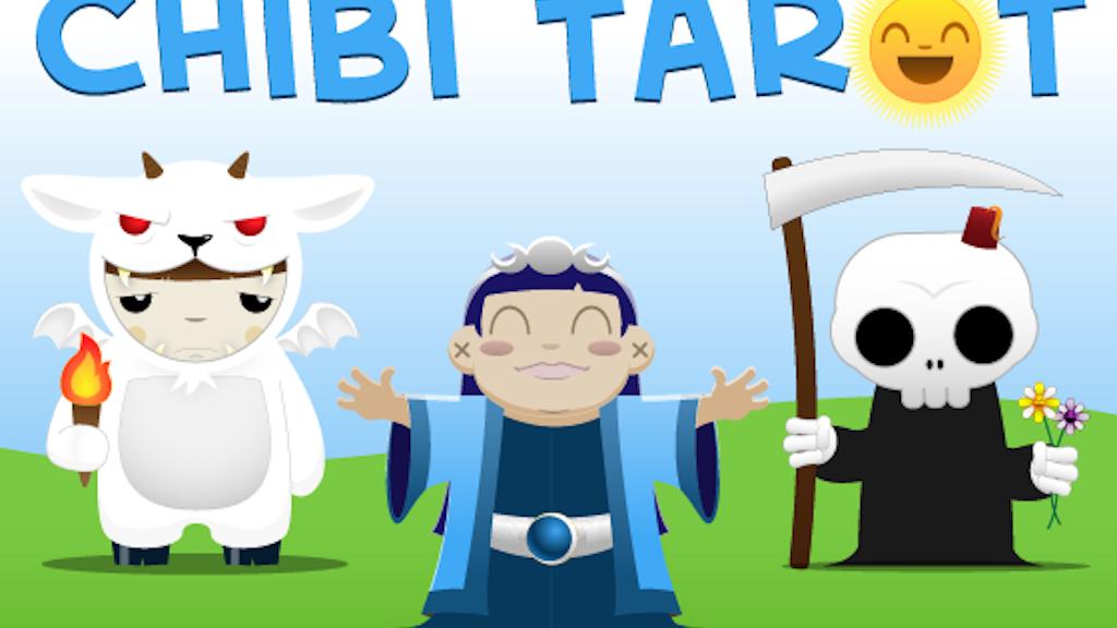 The Chibi Tarot project video thumbnail