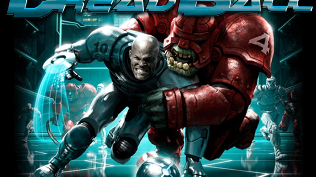 DreadBall - The Futuristic Sports Game project video thumbnail