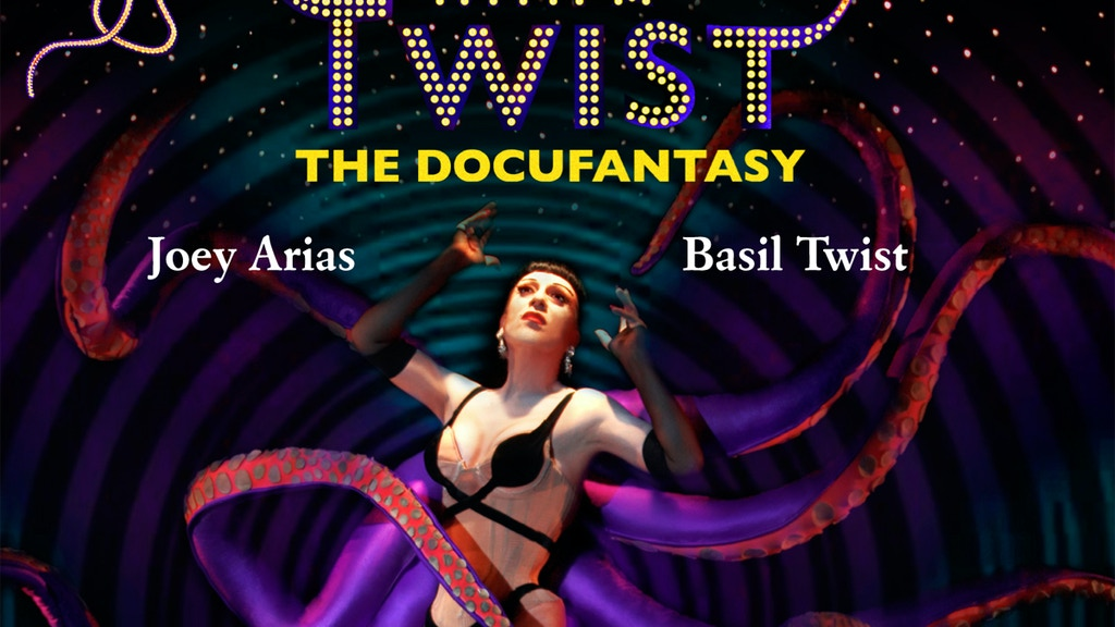 Arias With A Twist: The Docufantasy project video thumbnail