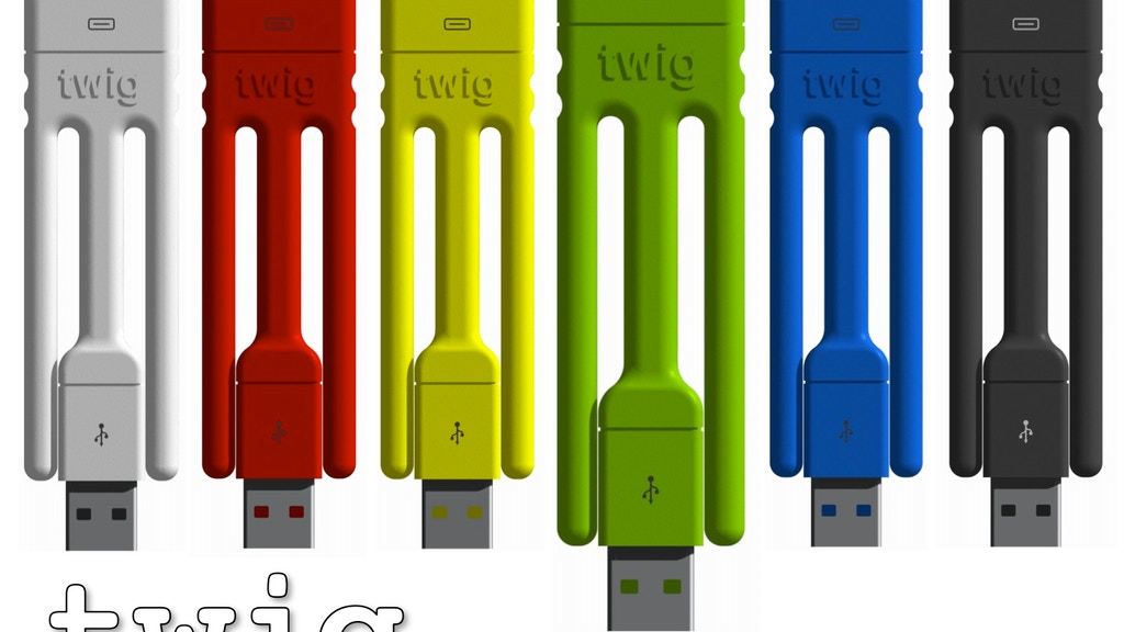 Twig: the amazing ultra-portable cable for your iPhone project video thumbnail
