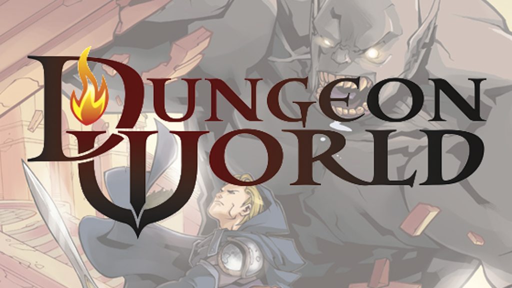 Dungeon World: A Game with Modern Rules & Old-School Style project video thumbnail
