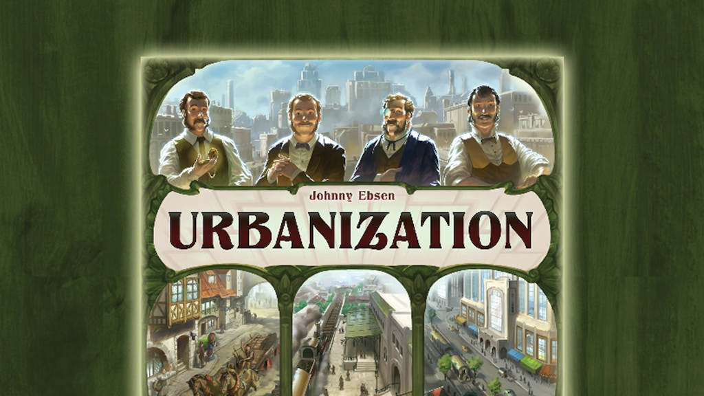 Urbanization project video thumbnail