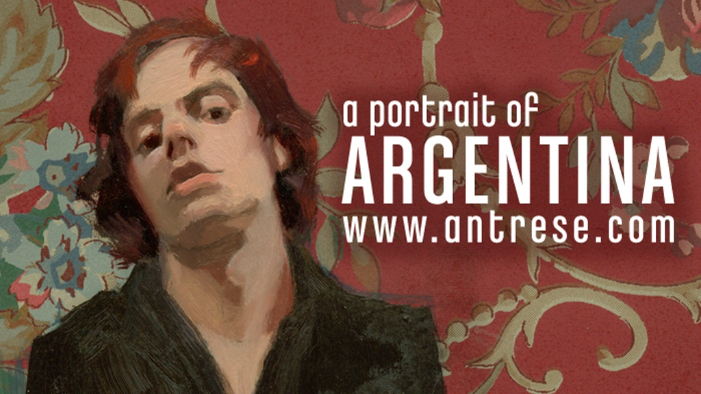 A Portrait of Argentina: Landscapes and Portraits project video thumbnail