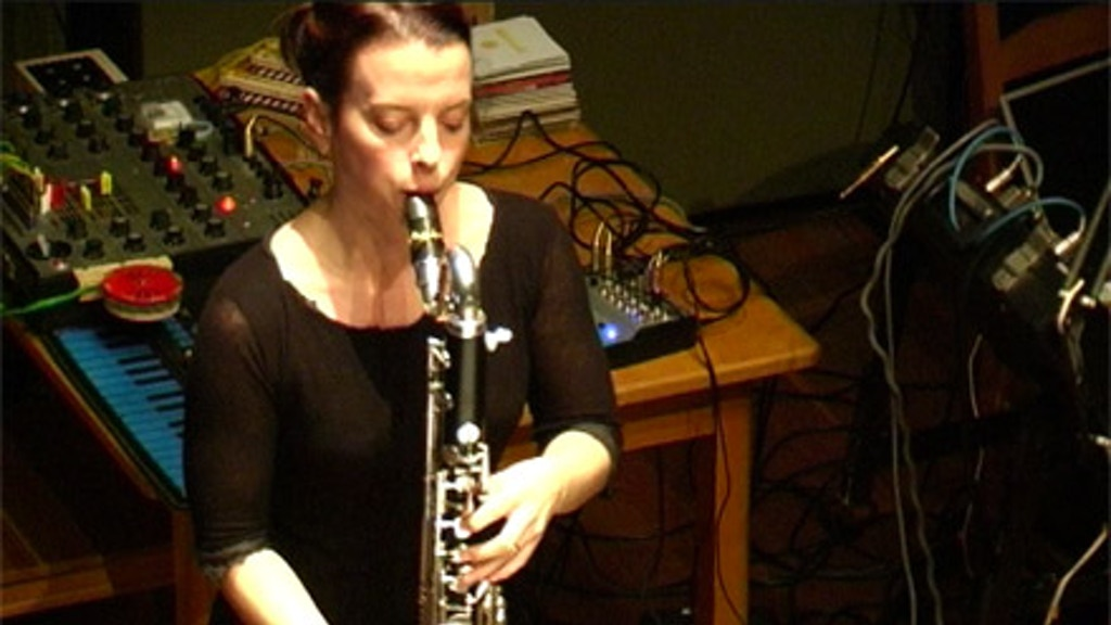 TRACE: a clarinet and bass clarinet CD by Laura Carmichael project video thumbnail