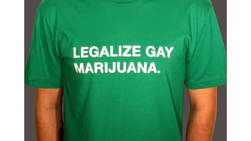 Legalize Gay Marijuana