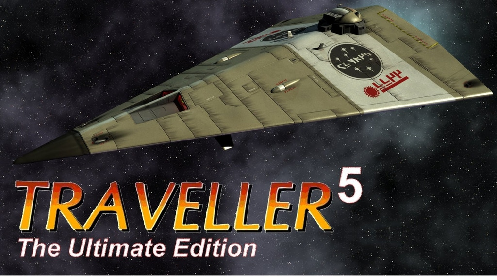 Traveller 5th Edition miniatura de video del proyecto