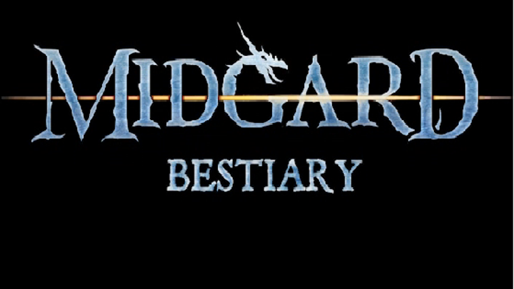 Midgard Bestiary for 4th Edition project video thumbnail