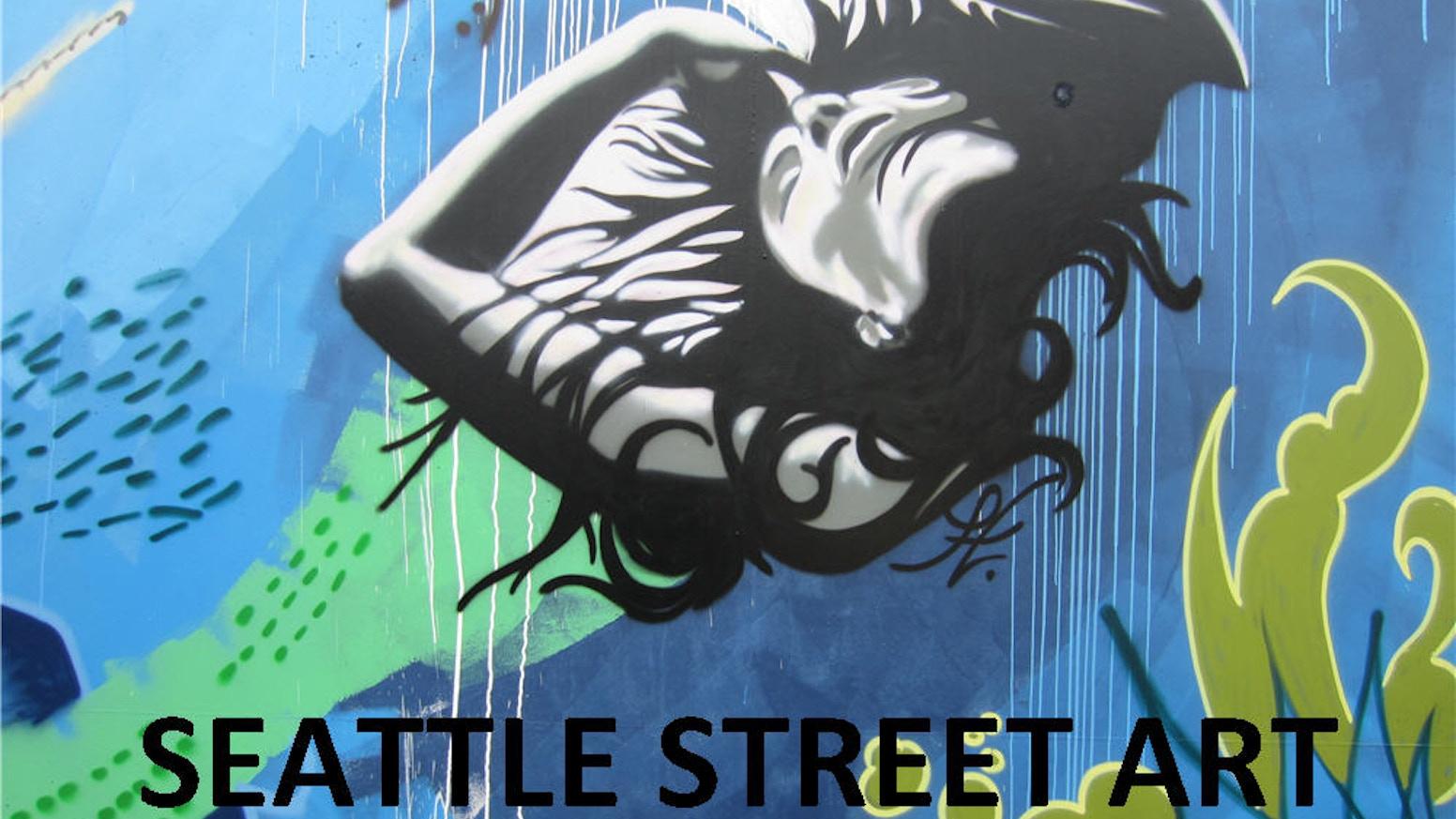 graffiti book seattle street art volume two by seattle street art