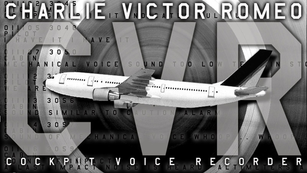 Charlie Victor Romeo Film project video thumbnail