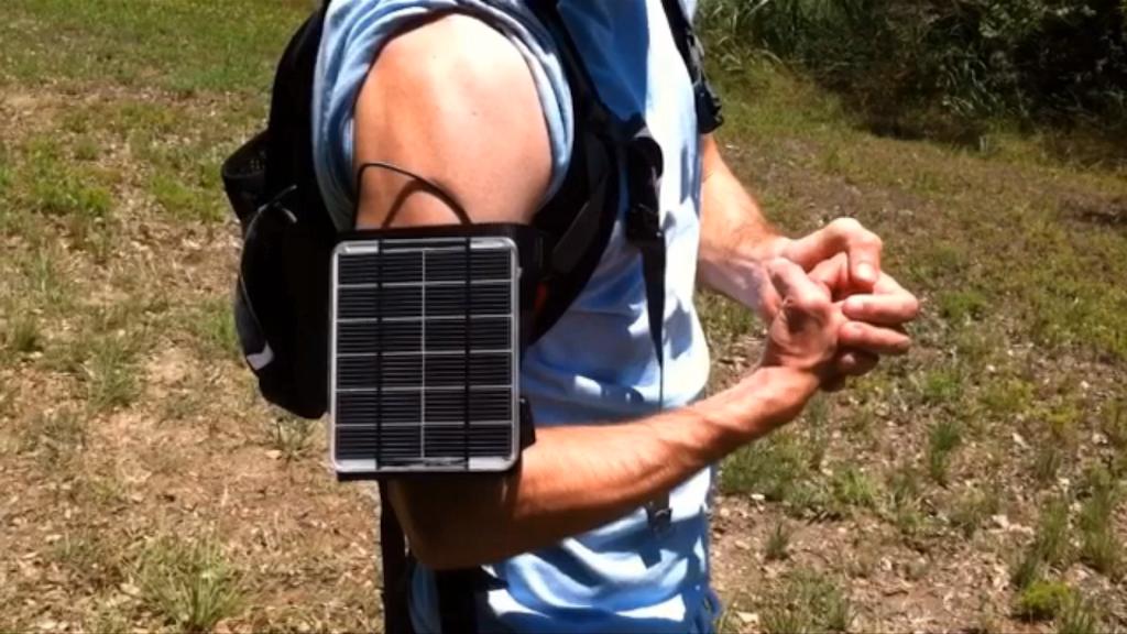 Apollo Armband Solar Generator project video thumbnail