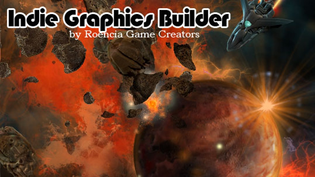 Indie Graphics Builder (create your own sprites) project video thumbnail