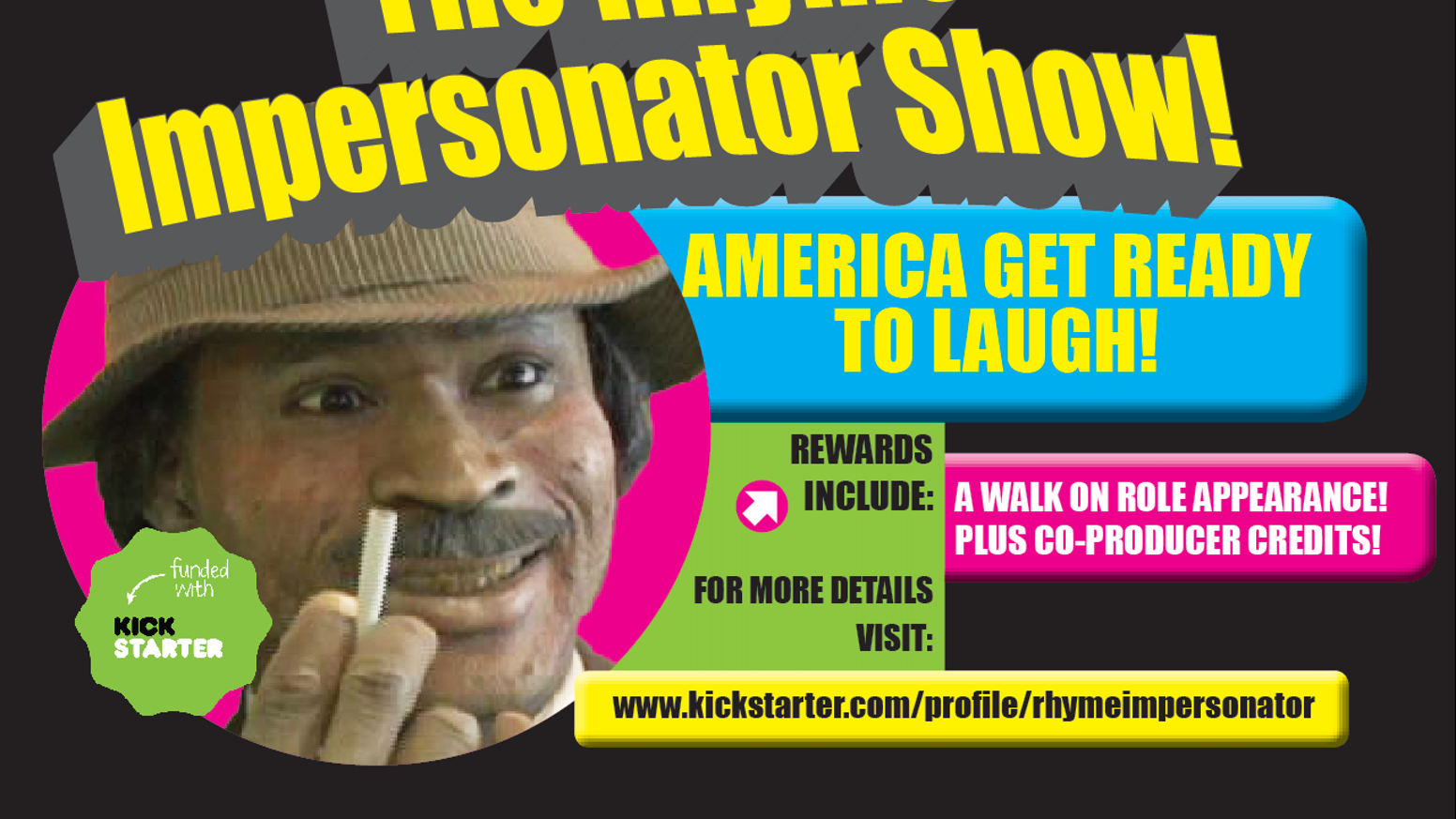 The Rhyme Impersonator Show By Richard Oliver Updates