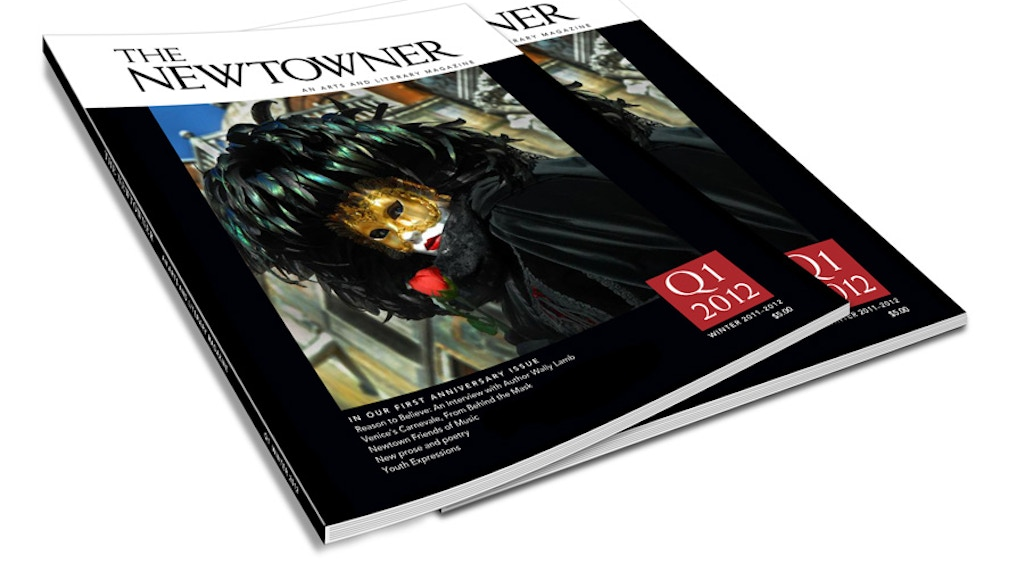 THE NEWTOWNER: An Arts and Literary Magazine project video thumbnail
