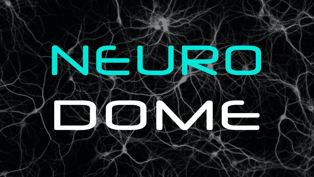 NEURODOME: A dome-format film that explores the brain project video thumbnail