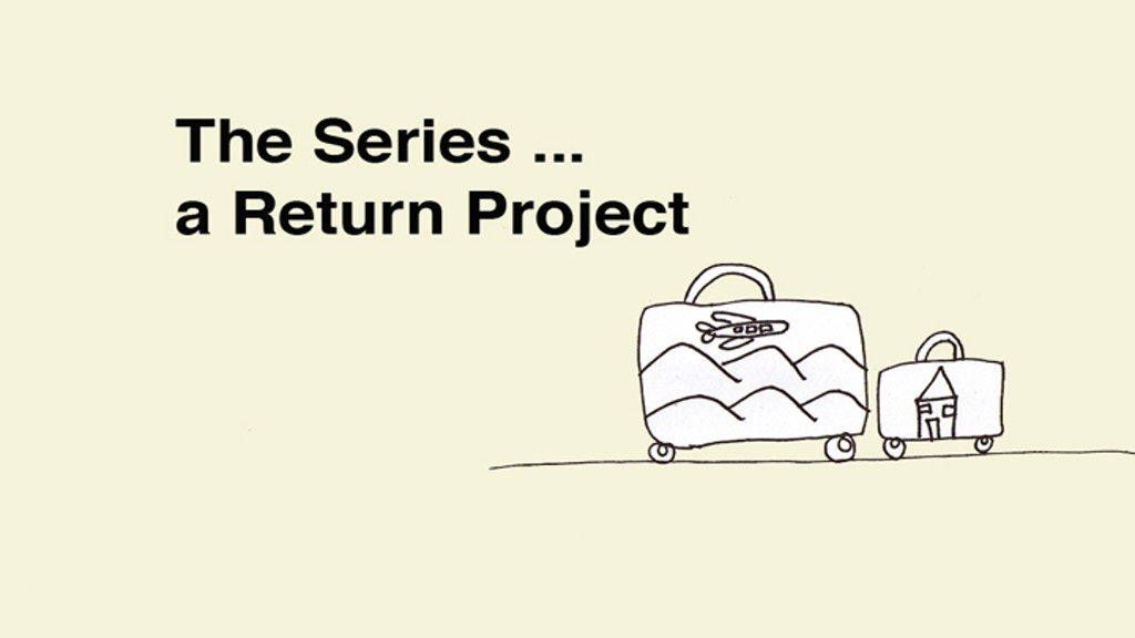 The Series ... a Return Project project video thumbnail