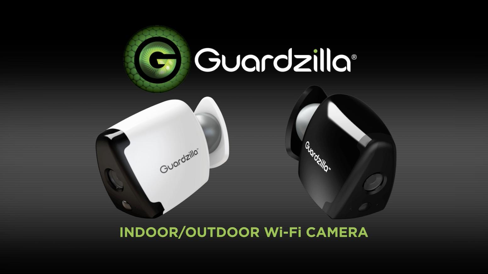 Guardzilla All Weather Wi-Fi Security Camera by Guardzilla