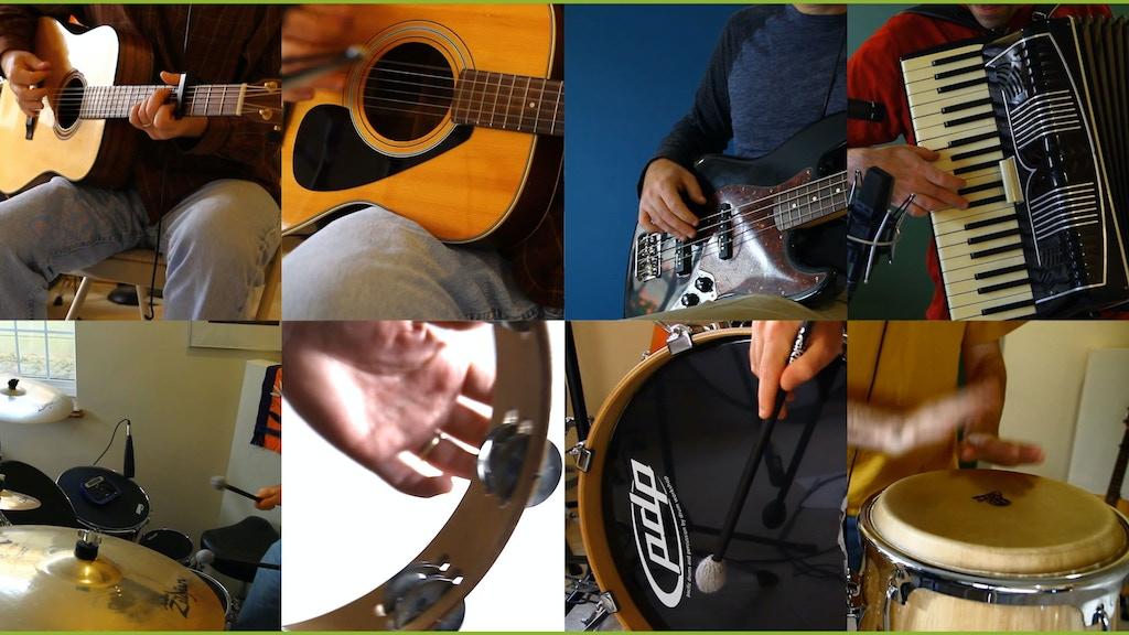 Josh Woodward: My Next CD! project video thumbnail