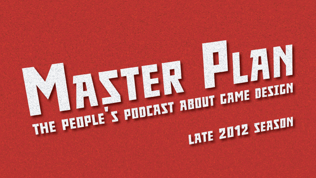Master Plan Podcast 2012 project video thumbnail