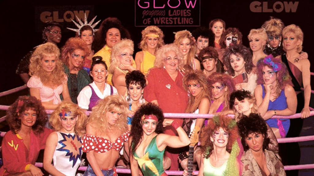 GLOW: The Story of the Gorgeous Ladies of Wrestling project video thumbnail