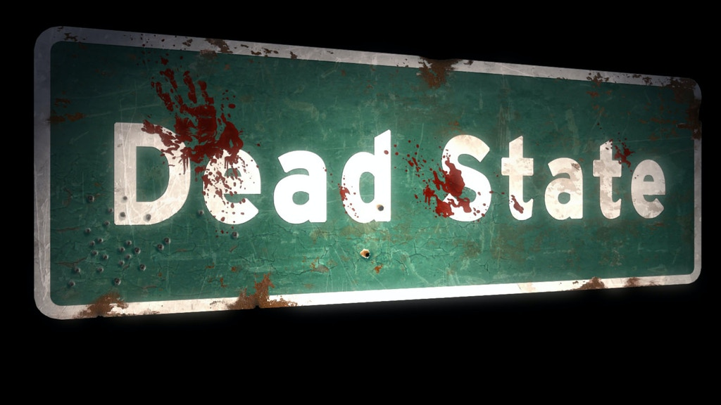Dead State: The Zombie Survival RPG project video thumbnail