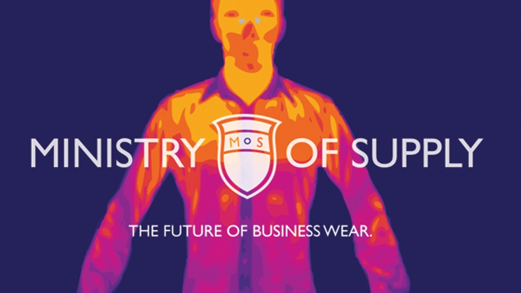 Ministry of Supply: The Future of Dress Shirts. project video thumbnail