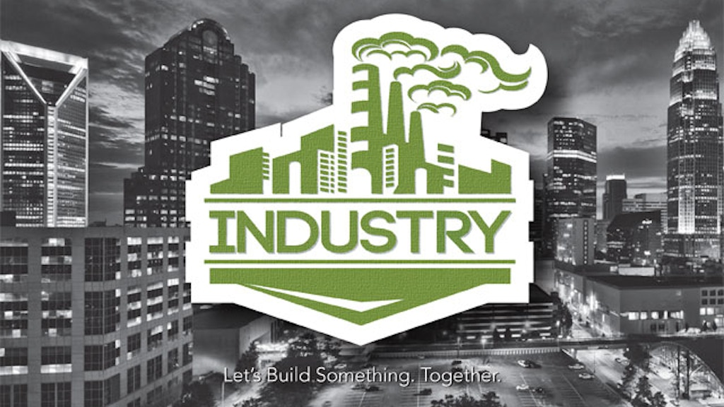 Industry - Coworking, Coffee & Community in Charlotte. project video thumbnail