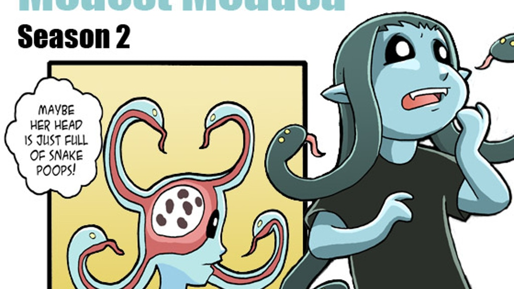 Modest Medusa Season 2 project video thumbnail