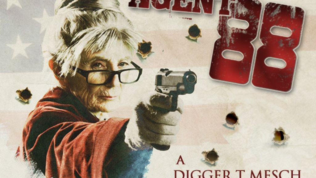 AGENT 88 - THE WEB SERIES project video thumbnail