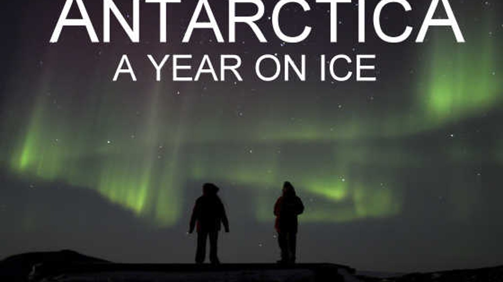 """Antarctica: A Year on Ice."" Documentary feature film project video thumbnail"