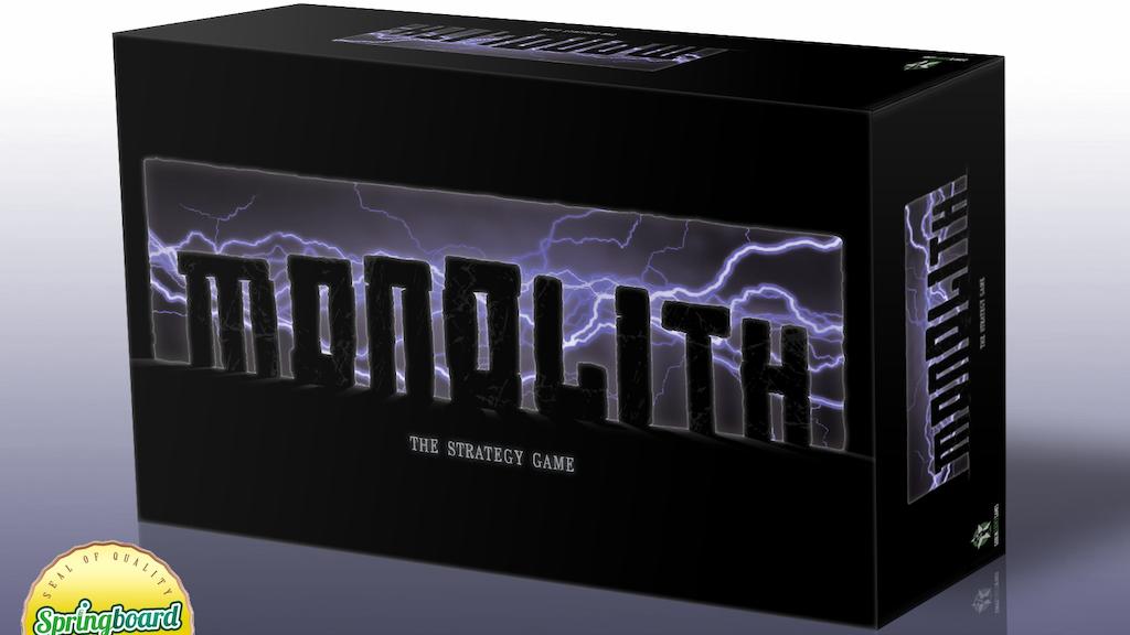 Monolith project video thumbnail