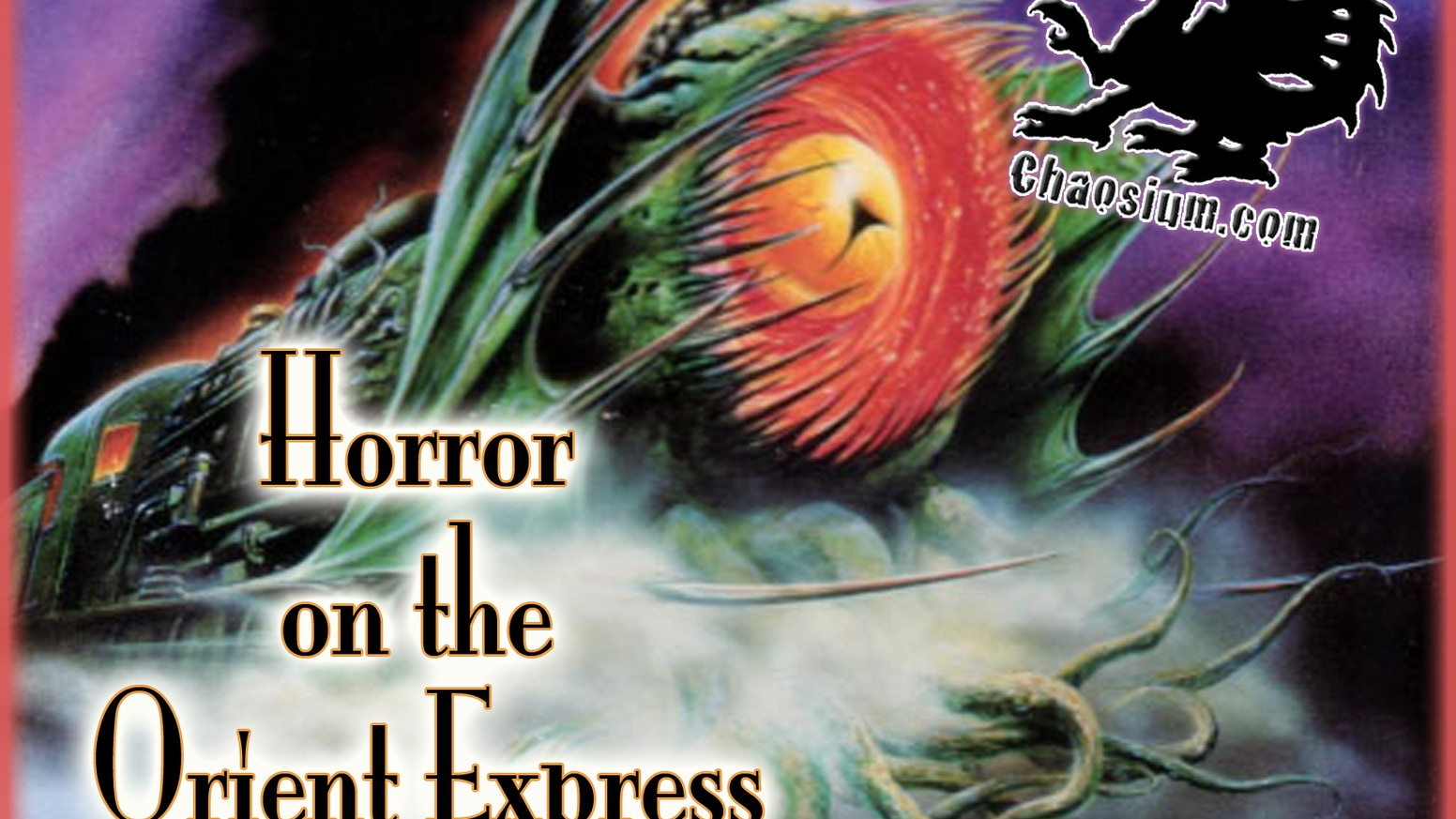 A re-imagining of the iconic Horror on the Orient Express, originally released by Chaosium in 1991.