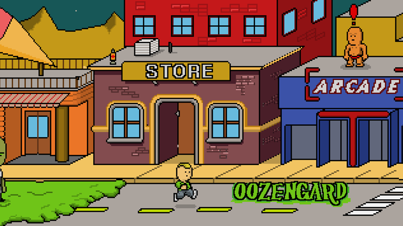 2D Open World Retro Goodness Adventure Game Packed into your Pocket. A stepping stone for 2D Games.