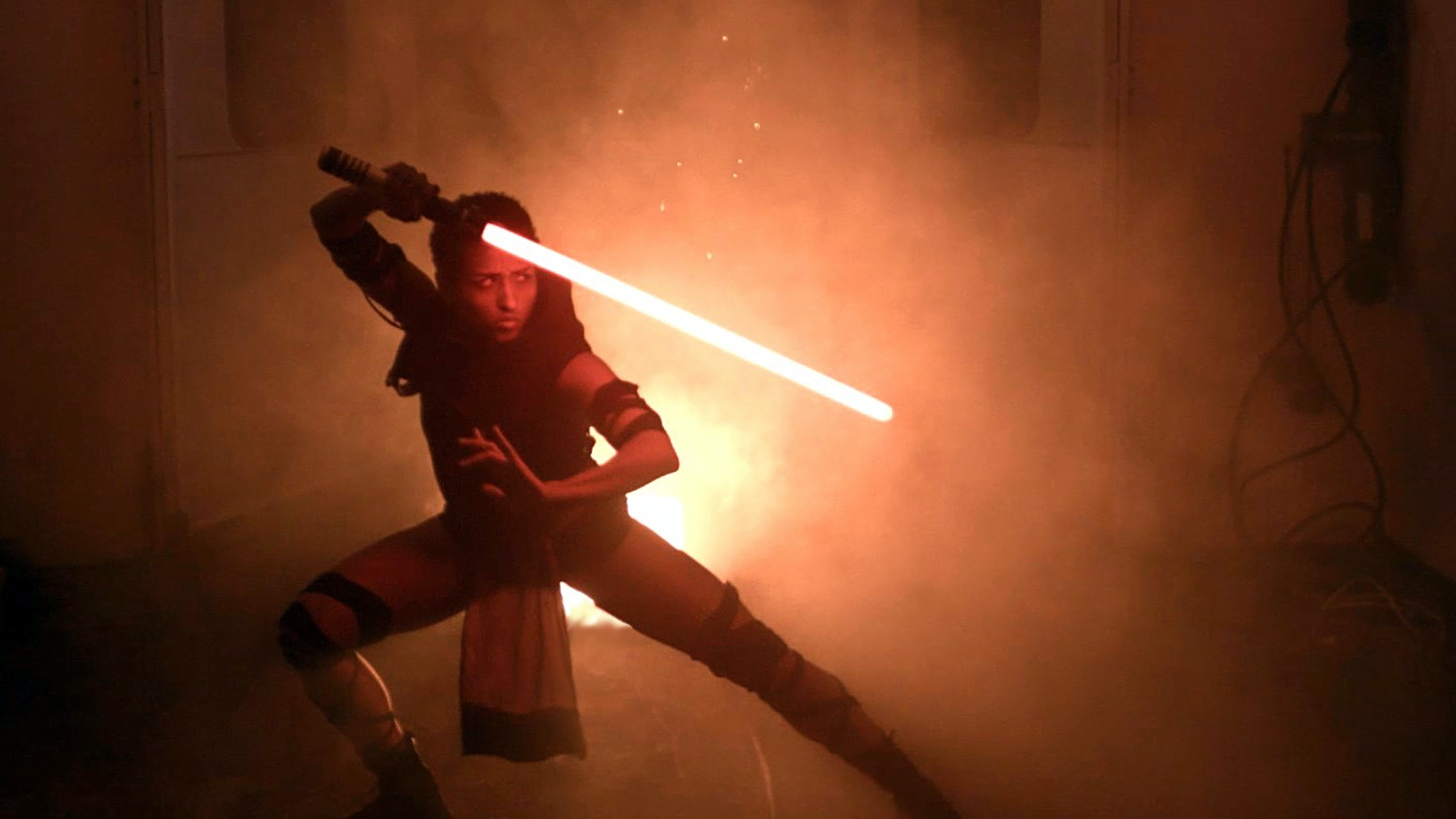 A new LED Light Saber using the latest electronic technologies and equipped with multiple high-end features.