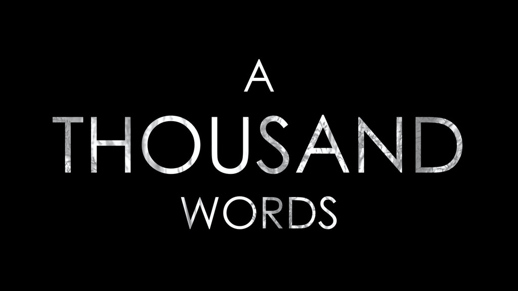 """""""A Thousand Words"""" - A documentary about art and autism project video thumbnail"""