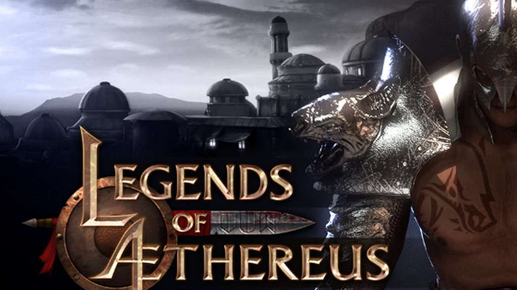 Legends of Aethereus - Action RPG project video thumbnail