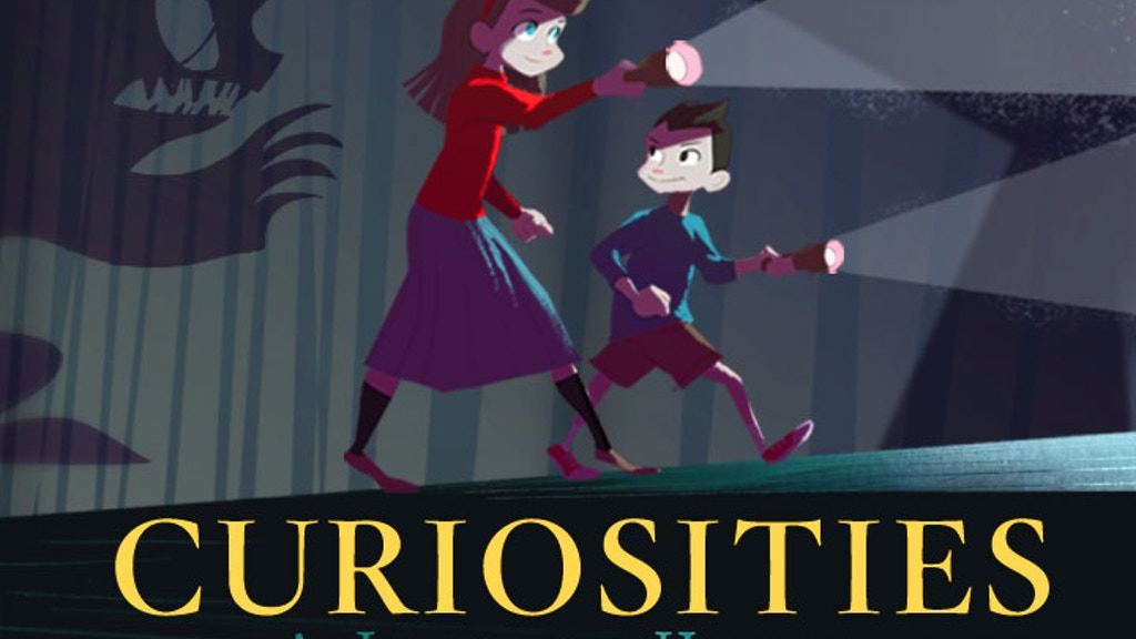 Curiosities: An Illustrated History of Ancestral Oddity project video thumbnail