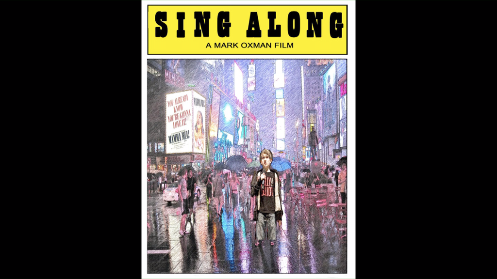 """""""SING ALONG"""": A Short Film starring Broadway Actors project video thumbnail"""