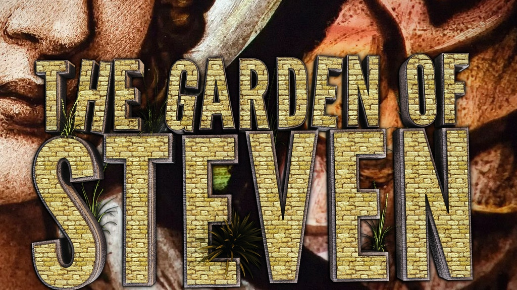 The Garden of Steven project video thumbnail