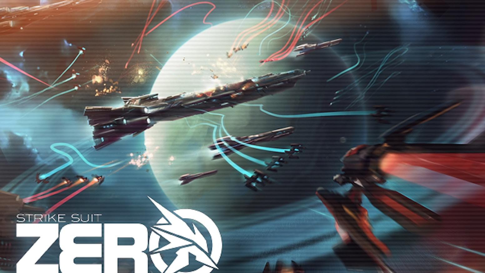 Strike Suit Zero by Born Ready Games — Kickstarter