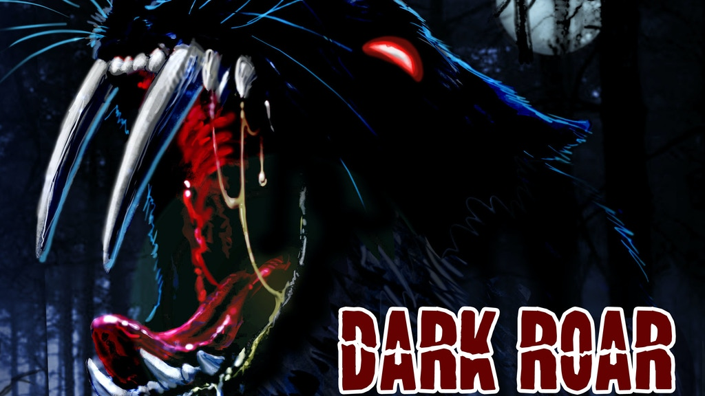 Dark Roar - The Movie project video thumbnail