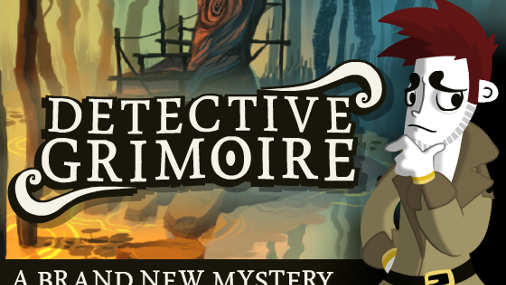 Detective Grimoire: Adventure Game Win/Mac/Linux/iOS/Android project video thumbnail