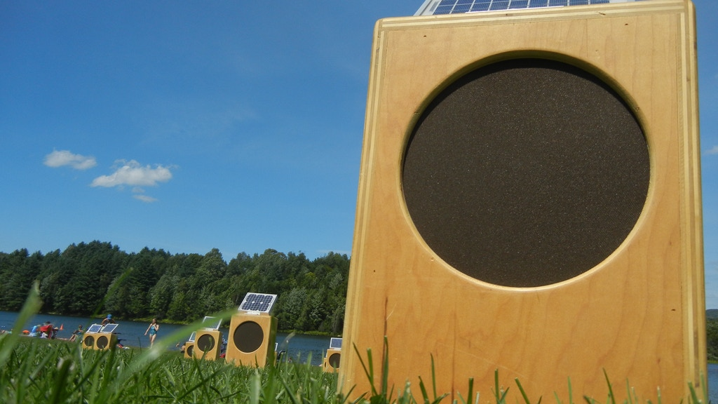 Sun Boxes in Vermont State Parks project video thumbnail